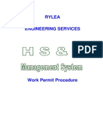 Work Permit Manual