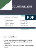 Post Colonialisme