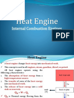 Heat Engine & IC Engines