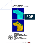 Bahan Ajar PPG Permesinan CNC
