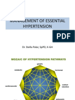 Management of Essential Hypertension