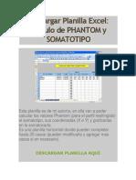 Descargar Planilla Excel