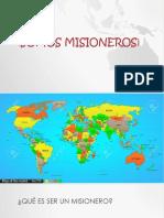 Somos Misioneros¡