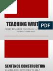 teachingwriting-130826233138-phpapp01