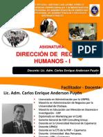 Rh - Direccion de Recursos Humanos i - 2013-II
