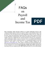 Capgemini Excelity Payroll FAQ