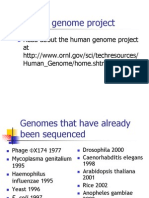 Whole Genome Sequencing