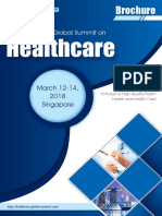 Healthcare Asia Pacific 2018 Brochure