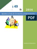 Apuntes Guia Geometria Trigonometria