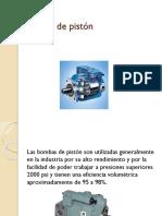 Bomba de Pistón