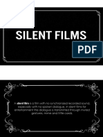 silent film powerpoint