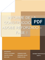 Informe- Adobe Reforzado-fase 1