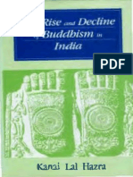 Rise and Decline of Buddhism in India