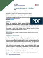 Traducido Revision Del Funcionamiento Familiar