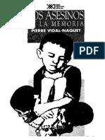 Vidal-Naquet, Pierre -  Los asesinos de la memoria.pdf