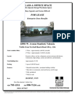 24901 West Avenue Stanford (for Lease)