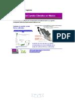Cambio Climático Por Regiones