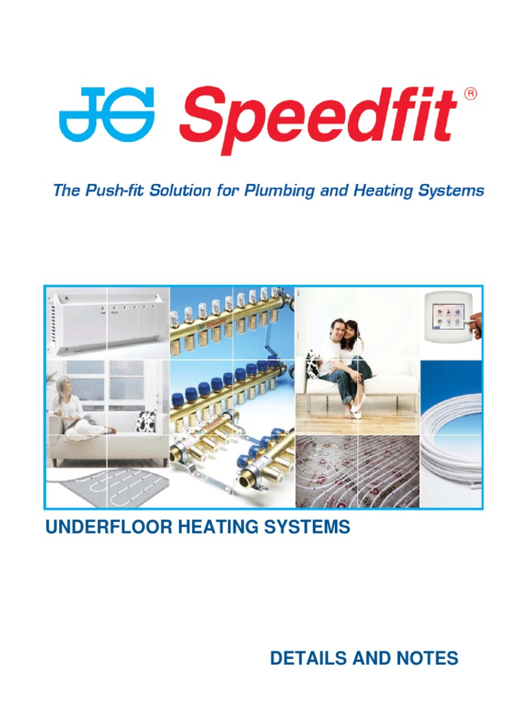 Speedfit Underfloor Heating Wiring Diagram