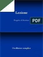 Lezione 9 Strutture (Dinamica SDOF Elastico) (1)