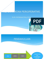 Keperawatan Perioperative