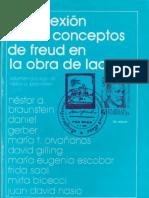 La re-flexión de los conceptos de Freud en la obra de Lacan [Néstor Braunstein]