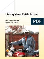 Living Your Faith in Jos