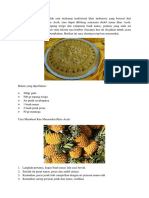 Proposal Wirausaha Papan Bunga