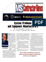 System problems and Equipment Manufacturers.pdf