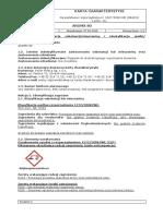 0092 AROMX 80 Pranie Ekstrakcyjne 07.09.2015