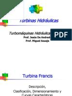 CT-3411 Clase 4 Turbinas Hidráulicas Francis (okkkk).pdf