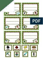 Minecraft Stickers (Automatski Spremljeno)