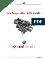 Alfa MiTo 1.4 16V Multiair