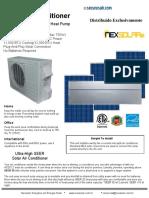 Solar AC Unit