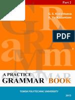 A Practice Grammar Book