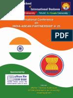 Indo-Asean- International Conf. 10th Feb