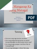 Kung Mangarap Ka Nang Matagal.pptx