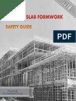 Concrete Slab Formwork - Safety Guide