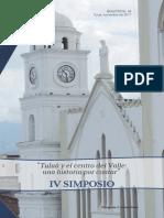 Boletín 58, noviembre 2017. Centro de Historia de Tulua