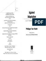 van Haute Philippe -  Lacan Against Adaptation-Lacans Subversion of the Subject.pdf