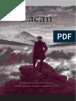 Stewart Elizabeth - Lacan in the German-Speaking World