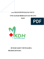 Program Kerja Unit Vk 2017 Revisi