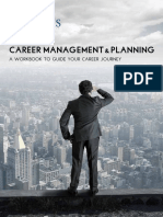 Career Management Planning Workbook