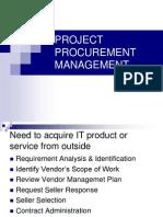 Project Procurement Management Fleming Ebook
