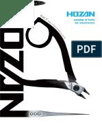 Hozan Tools Catalog vol 7