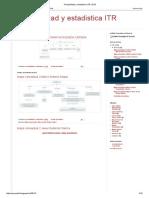 Probabilidad y Estadistica ITR_ 2013