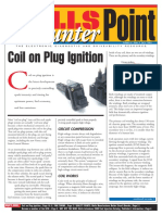 Coil on Plug Ignition