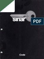 Sinar Catalog