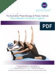 APPI - MATWORK Certification Logbook (Pilates Clinico APPI)