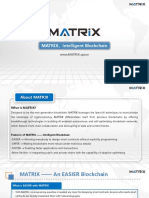 Matrix Business White Paper