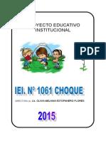 Pei. Pci. Pat.ri 2015 Choque